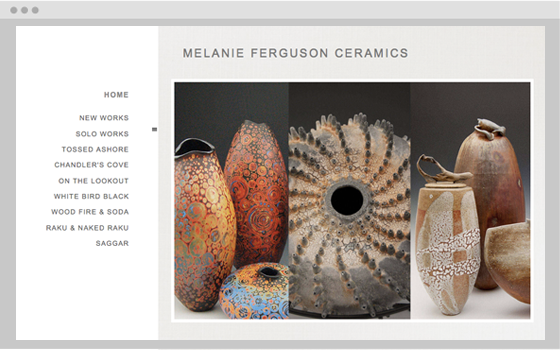 Professional Websites For Photographers And Artists